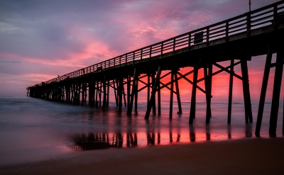 Flaggler Beach Pier