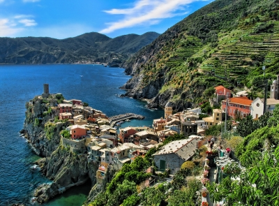 Gem Of The Cinque Terre