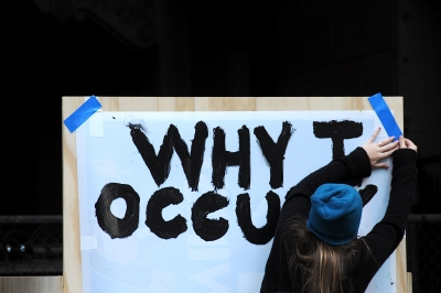 Why I Occupy?