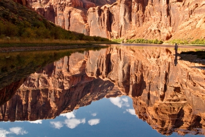 Glen Canyon Reflections, October 2010