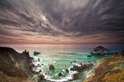 California, Central Coastline, Big Sur