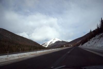 Into The Mountains