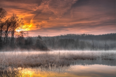 Beaver Marsh Sunrise