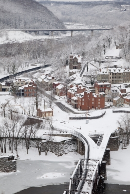 Harpers Ferry Winter