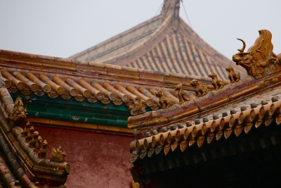 Ornate Rooftops