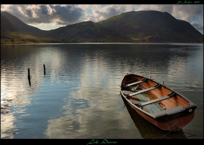 Quiet Crummock Water – Before Sunset