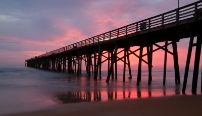 Flagler Beach Sunrise, 2012