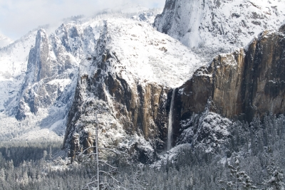 Ter Majesty – Bridalveil Falls