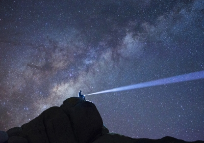Searching The Heavens