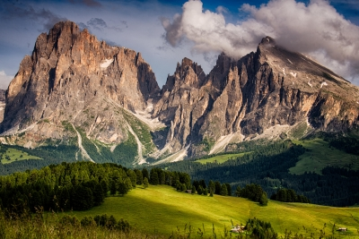 Queen Of The Dolomites