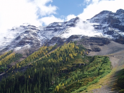 Fall Color In The Rockies