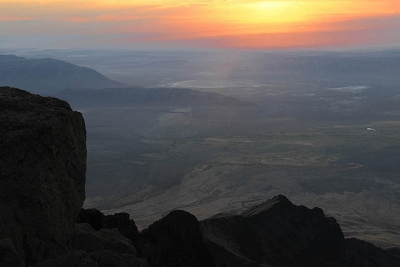 Sunrise, Steen Mountain