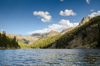 Lake Verna – Rocky Mountain National Park, Colorado