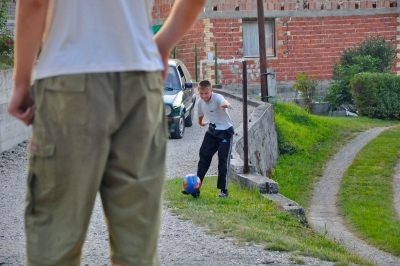 Ball Playing