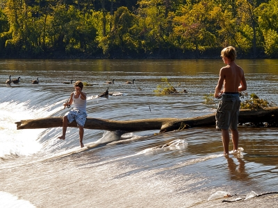 Brothers On The Delaware River Nj