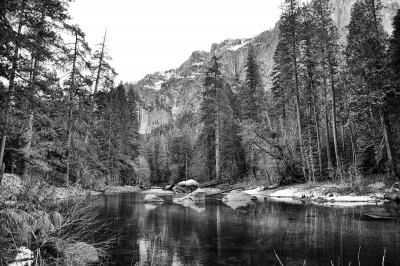 Up River To Yosemite