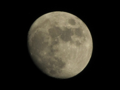 The Moon's Bellybutton