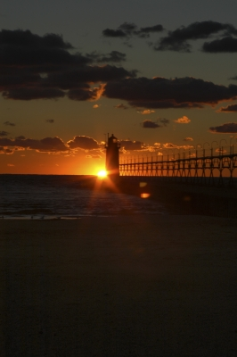 South Haven Sunset #3
