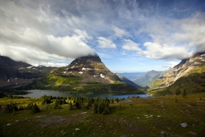 Hidden Lake Overlook, Glacier National Park, Mt
