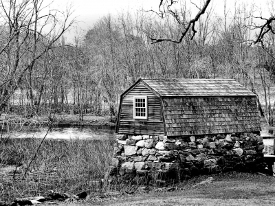 Old Manse Boathouse