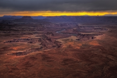 Color In Canyonlands