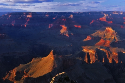 Grand Canyon Sunset
