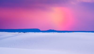 White Sands Color
