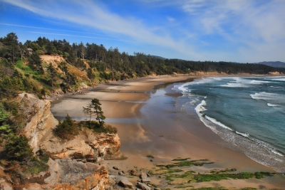 Wide Open Beaches – Oregon Coast