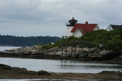 Hendricks Head Light