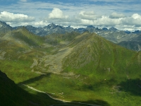 Above Hatcher Pass Lodge