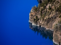 Unbelievably Blue - Now That Is Crater Lake