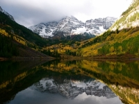 Maroon Bells Fall 2010
