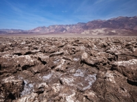 Devils Golf Course - Death Valley