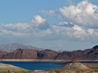 At Lake Mead, Ii