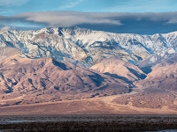 Death Valley's Winter Grandeur