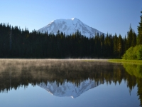 Olallie Lake, Mt Adams