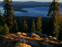 First Light, Lake Almanor