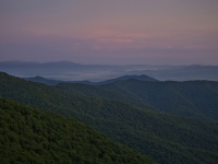 Craggy Sunrise