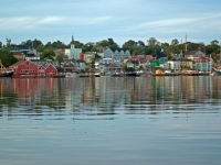 Lunenburg By Day