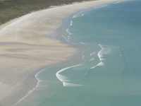 Cable Beach From A Helicopter