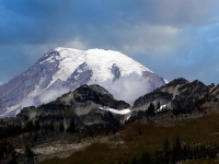 Mount Rainier 1 Mile