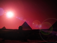Infrared Study Of Egypt Wonders
