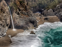 Mcway Falls-Pacific Coast Highway