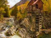 Old Crystal Mill