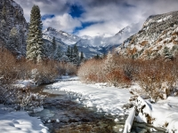 Big Thompson Headwaters In November