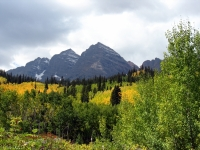 Maroon Bells Fall Color