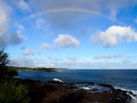 Rainbow Over Poipu