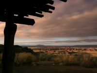 """painted Desert Inn View"""