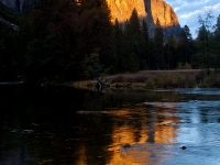El Capitan Autumn Glow