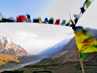 Flutter - Prayer Flags, Pin Valley